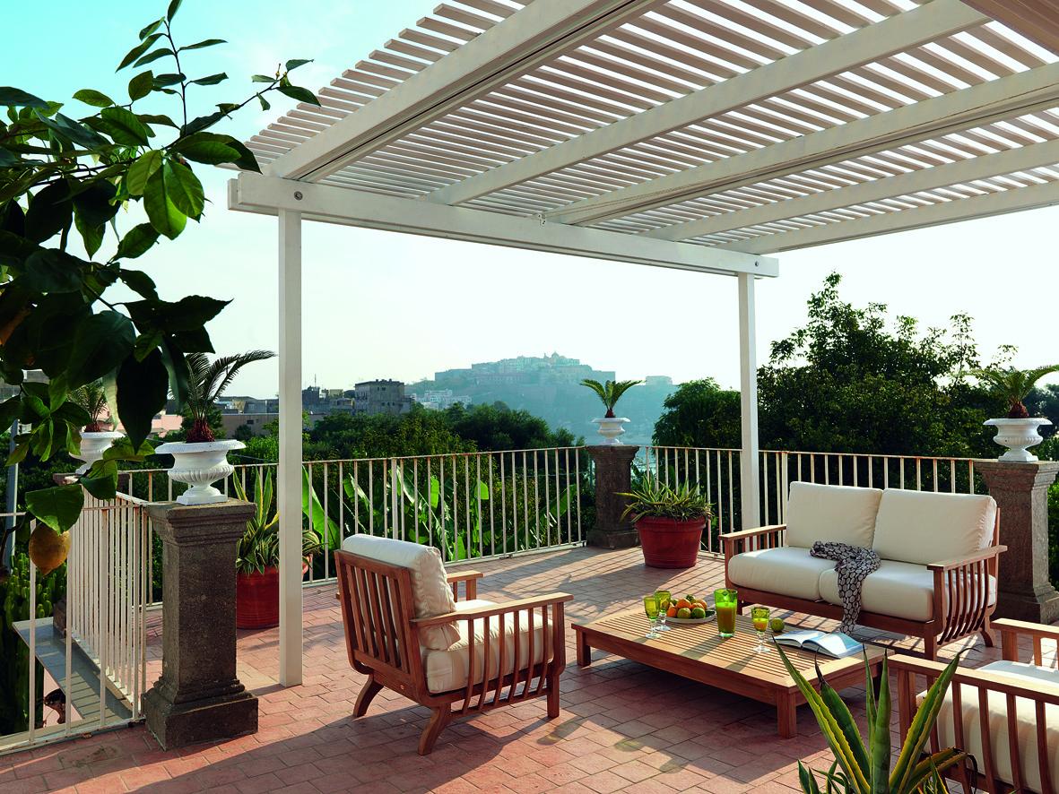 Arredo Balconi E Terrazze design e tecnologia al sole - membrini